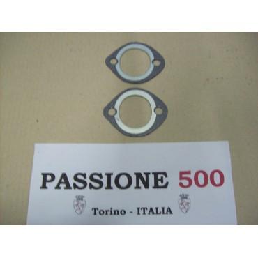 COUPLE OF GASKET MANIFOLD - HEAD FIAT 500 N D F L R