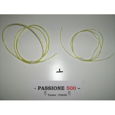 HOSES KIT FOR WIPER SYSTEM FIAT 500