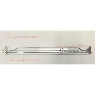 GIANNINI CHROMED WIPER LINKAGE FIAT 500 F L R GIARD