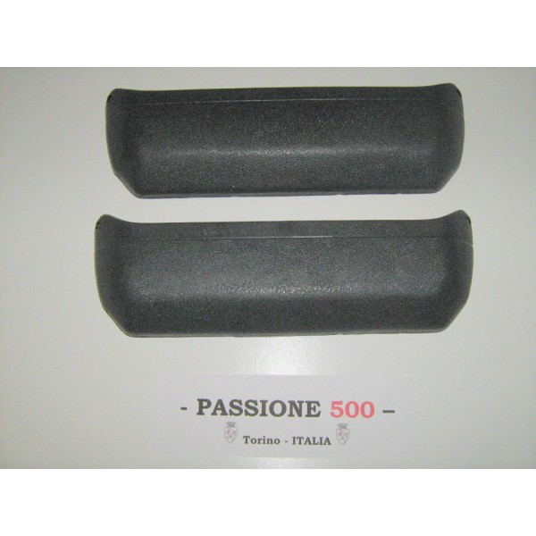 COUPLE OF SUITABLE DOOR POCKETS FOR FIAT 500