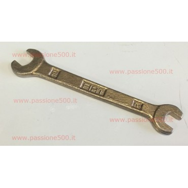 TOOLS BOX WRENCH 8/10 FIAT 500
