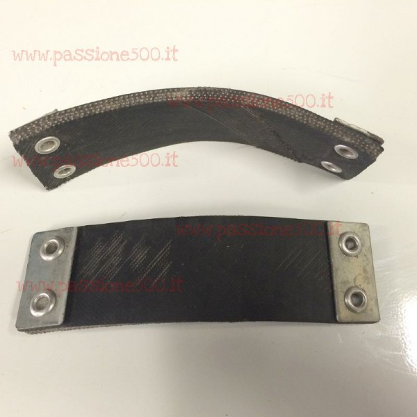 COUPLE OF RUBBER STRAP OF DOOR FOR FIAT 500 N D GIARD