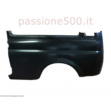 LEFT REAR FENDER FOR FIAT 500 GIARDINIERA