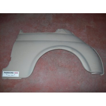 LEFT REAR FENDER FOR FIAT 500 N D