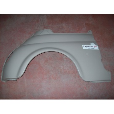 RIGHT REAR FENDER FOR FIAT 500 N D