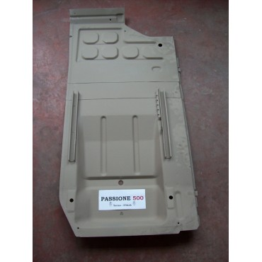 RIGHT REINFORCED FLOOR PANEL FOR FIAT 500 GIARDINIERA