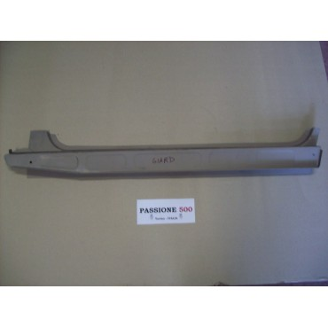 RIGHT INNER ROCKER PANEL FOR FIAT 500 GIARDINIERA