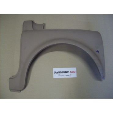 RIGHT FRONT FENDER FOR FIAT 500 GIARDINIERA