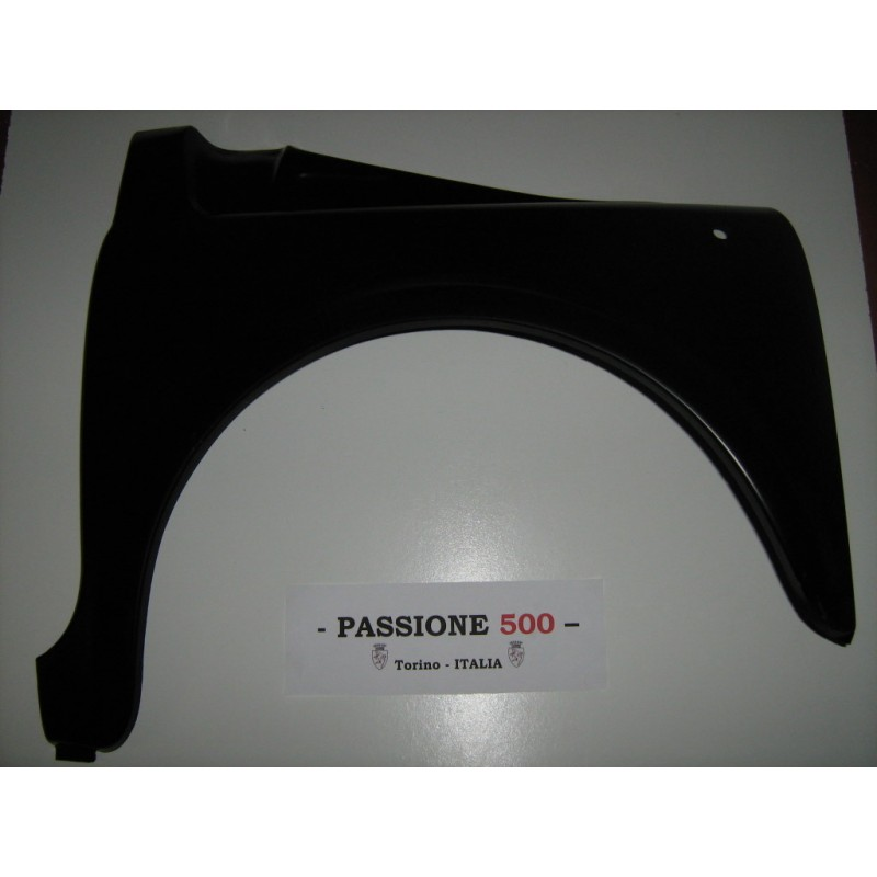 RIGHT FRONT FENDER FOR FIAT 500 F L R