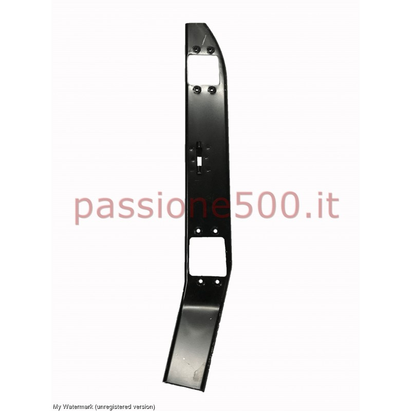 INTERNAL COLUMN FOR RIGHT DOOR HINGES FIAT 500 F WITH 8 SCREWS