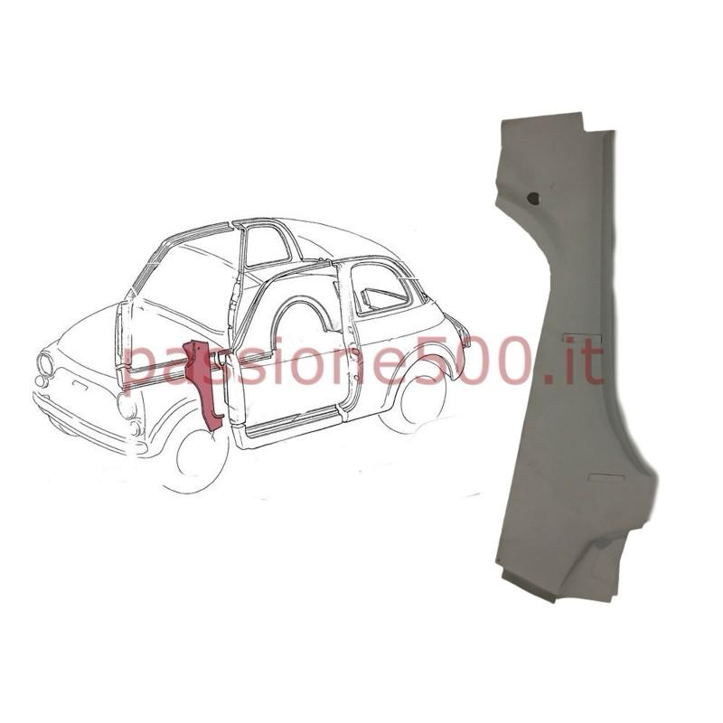 INTERNAL COLUMN FOR LEFT DOOR FIAT 500 F L R