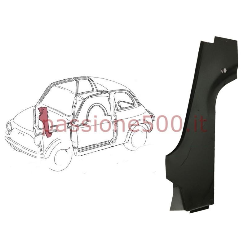 INTERNAL COLUMN FOR RIGHT DOOR FIAT 500 F L R