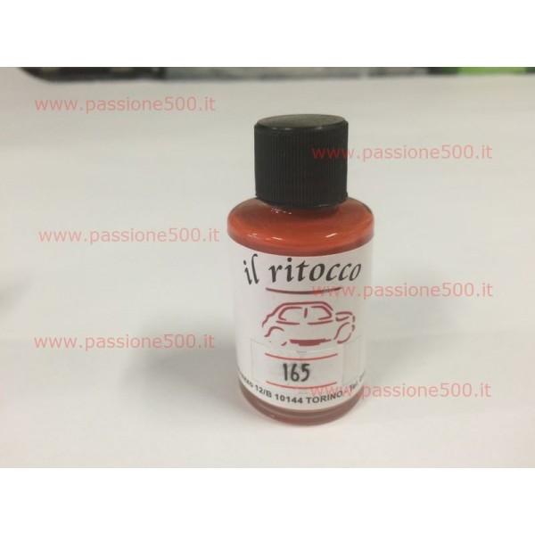 """BODYPAINT FOR RETOUCHING 30 ml - COLOR  FIAT no. 165 """" ROSSO CORALLO SCURO """""""
