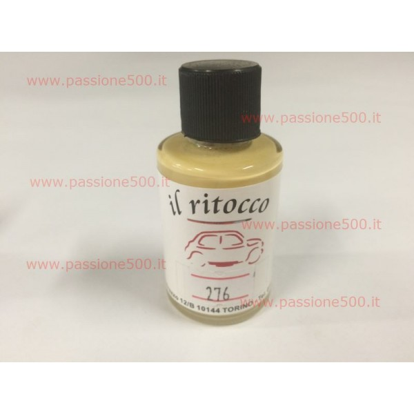 "BODYPAINT FOR RETOUCHING 30 ml - COLOR  FIAT no. 276 "" GIALLO TAHITI """