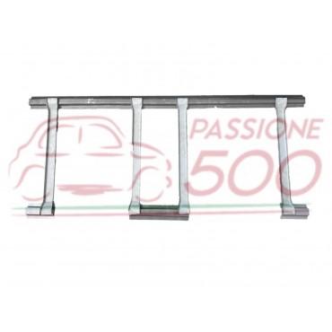 COMPLETE SET OF REINFORCEMENT RODS FOR FLOOR PANELS FIAT 500 N D F L R