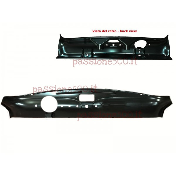 INTERNAL DASHBOARD PANEL FOR FIAT 500 F AND GIARD BASE F