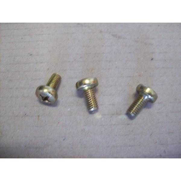 KIT 3 SCREWS FOR STRIKE PLATE FIXING FIAT 500 F L R