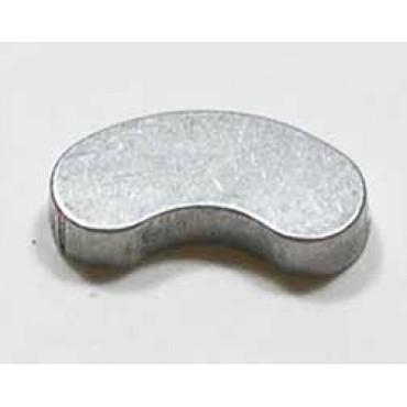 FIXING PIN FOR WINDOW HANDLES FOR FIAT 500 N D GIARD - AUTOBIANCHI BIANCHINA