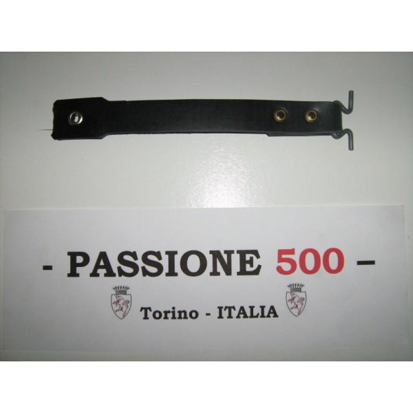 RUBBER STRAP FOR ENGINE LID HOLD FIAT 500 N D F