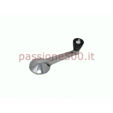 ALUMINIUM WINDOW HANDLE FOR FIAT 500 F