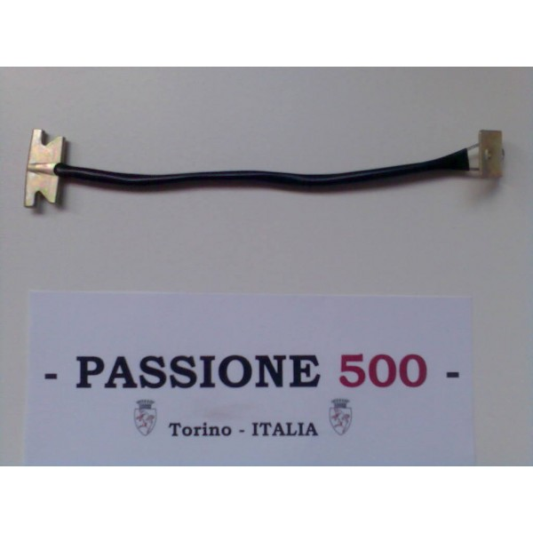 STRAP FOR ENGINE LID HOLD FIAT 500 F L R