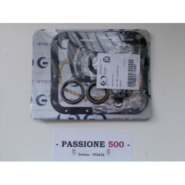 COMPLETE ENGINE GASKET SET FIAT 500 D