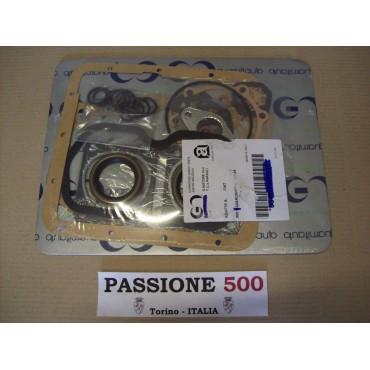 COMPLETE ENGINE GASKET SET FIAT 500 GIARDINIERA UNTIL 1965