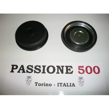 FUEL TANK CAP WITHOUT KEYS FOR FIAT 500 F L R GIARDINIERA