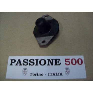 SUPPORT AND SUSPENSION PAD FOR ENGINE PLANT FIAT 500 N D F L