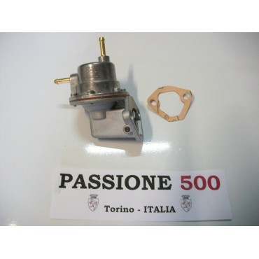 FUEL PUMP FIAT 500 WITH 126 ALTERNATOR