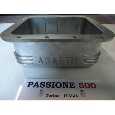 ABARTH ALUMINIUM OIL PAN 3,5 LT. FIAT 500 N D F L R