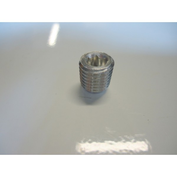 THREADED CAP 14x1,25 FOR HOLE CLOSING OF TIMING CHAIN COVER FIAT 500 / 126