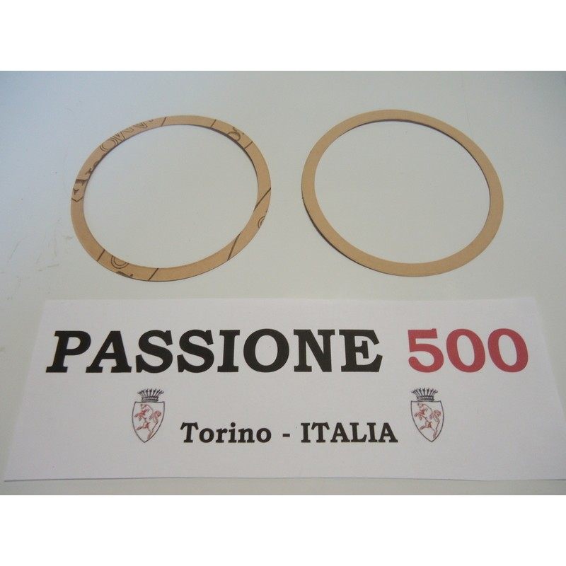 COUPLE OF CYLINDER GASKET FIAT 500 D F L