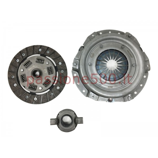 COMPLETE CLUTCH KIT - MODIFY WITH SPRINGS - FIAT 500 F L R 126
