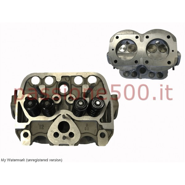 COMPLETE REBUILT ENGINE HEAD FIAT 500 D (WITH RETURN OF THE USED)