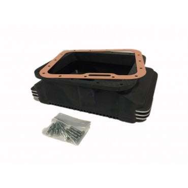 ALUMINIUM OIL PAN 3,5 LT. - HIGH QUALITY - FIAT 500 N D F L R