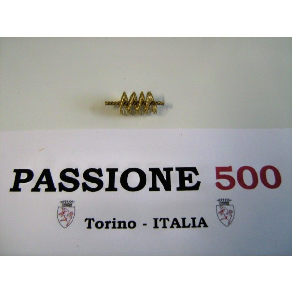 FLAME TRAP OF TAPPETS VALVES COVER SLEEVE FIAT 500