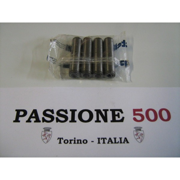 SERIES OF VALVE GUIDE FOR FIAT 500 R - 126