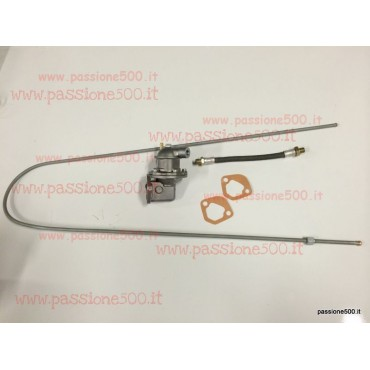 FUEL PUMP AND TUBES COMPLETE KIT - FIAT 500 D