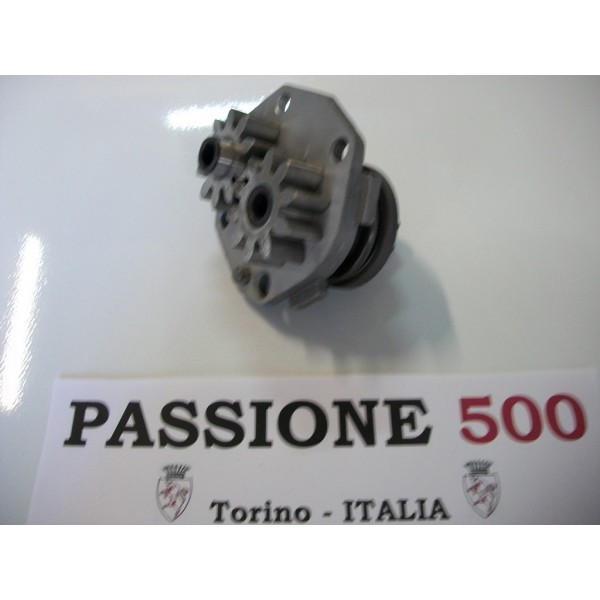 COMPLETE OIL PUMP FIAT 500 F L to 1968 (read note) - HIGH QUALITY made in Italy