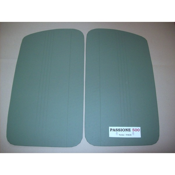 GREEN DOOR LINING PANELS FOR FIAT 500 N - HIGH QUALITY
