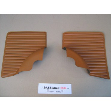 BROWN REAR QUARTER PANELS FOR FIAT 500 L