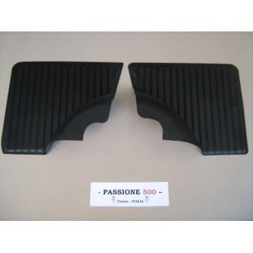 NR.2 BLACK REAR SIDE PANELS FOR FIAT 500 L