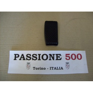 ACCELERATOR PEDAL RUBBER COVER FIAT 500