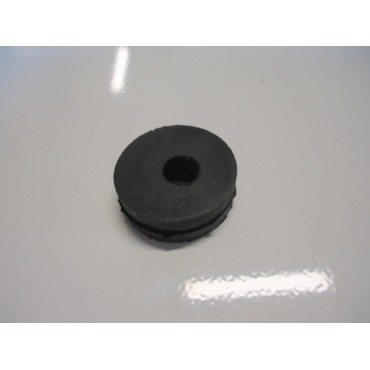 RUBBER GROMMET WITH OBLIQUE HOLE FIAT 500 (click for the list of use)