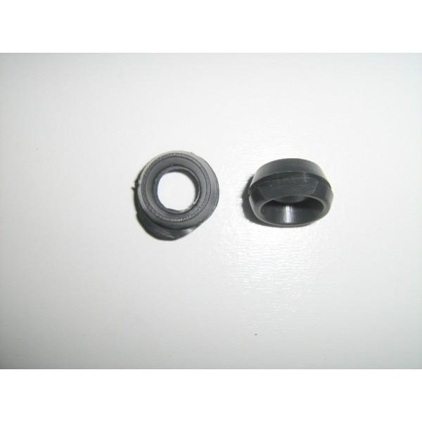 KIT OF 2 RUBBER RINGS FOR INTERNAL DOOR LOCK FIAT 500 F L R