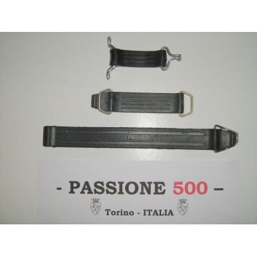 KIT OF THREE STRAP FOR FIAT 500 F L R