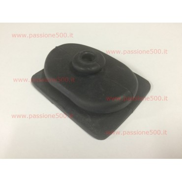 GEARSHIFT LEVER BOOT FIAT 500 N first series