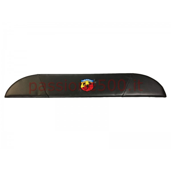 REAR WINDSHIELD PANEL FIAT 500 WITH ABARTH LOGO