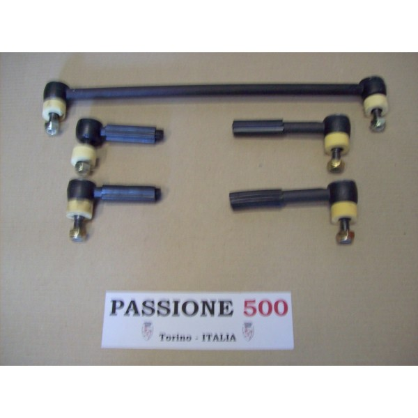 COMPLETE STEERING KIT FIAT 500 N D (until chassis 575438) - GIARD D base